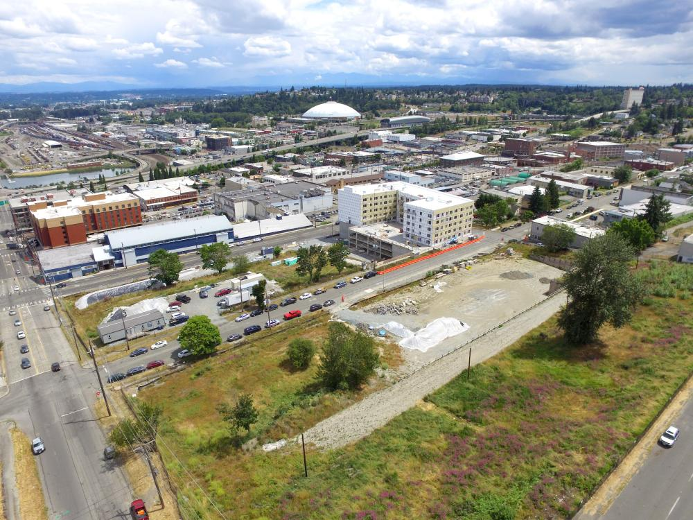 Tacoma Town Center Beyler Consulting